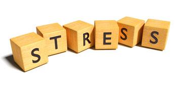 Wrfel mit Stress